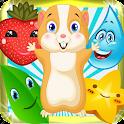 Hamster - match 3 adventure icon