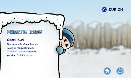 Zurich SnowZone Game