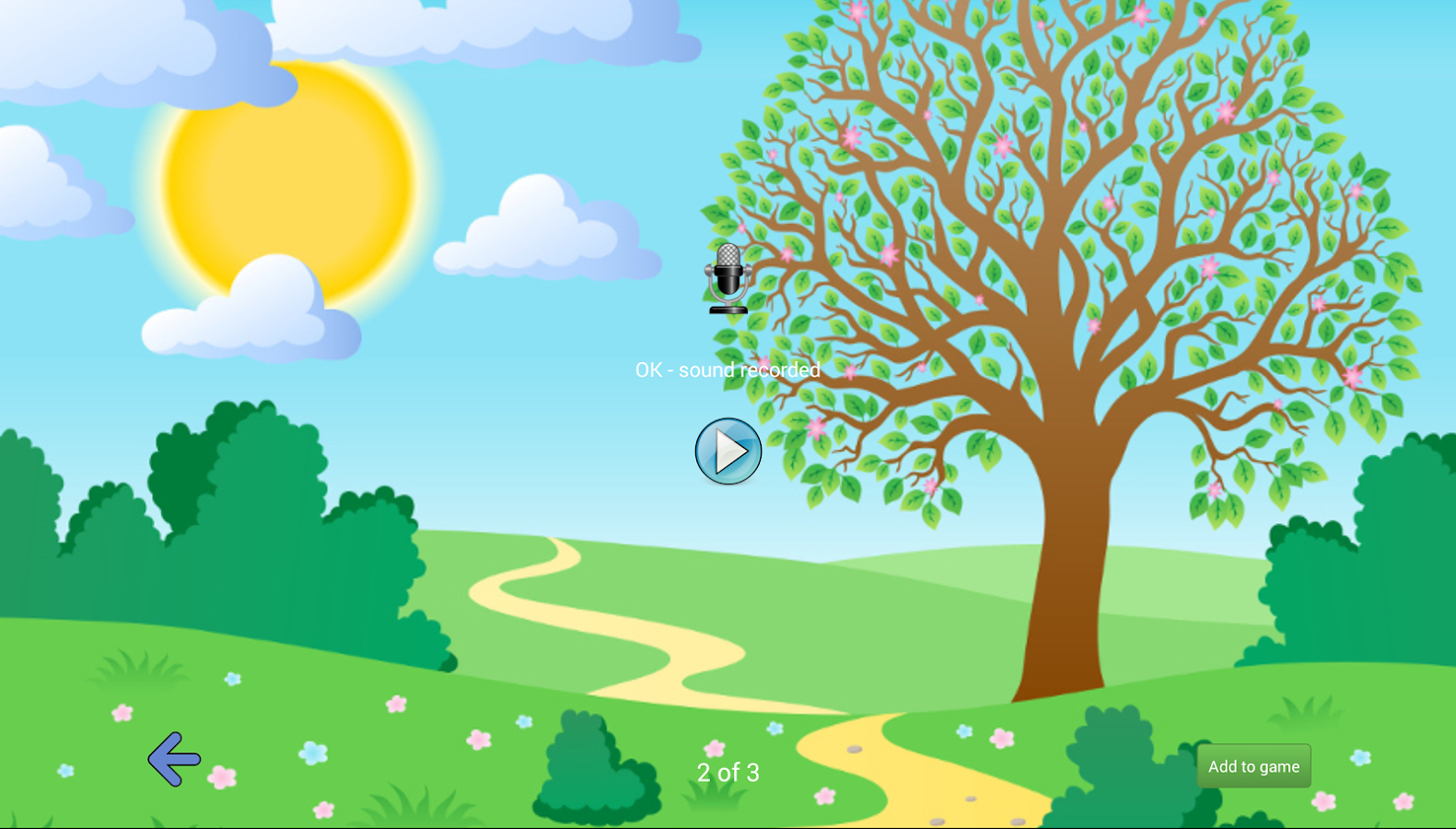 Add 'N' Play for kids (HD)- screenshot