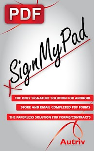 SignMyPad- screenshot thumbnail