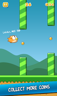 [Download Crazy Bird for PC] Screenshot 6