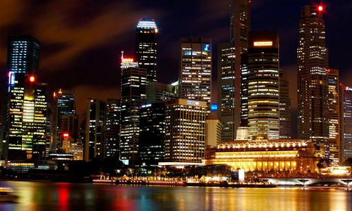 新加坡壁紙