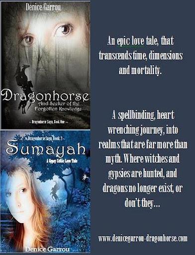 Denice Garrou Author Info