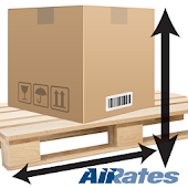 AIRates Cargo Dimensions