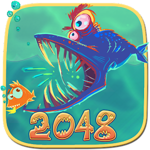 Fish Predator 2048 for PC and MAC