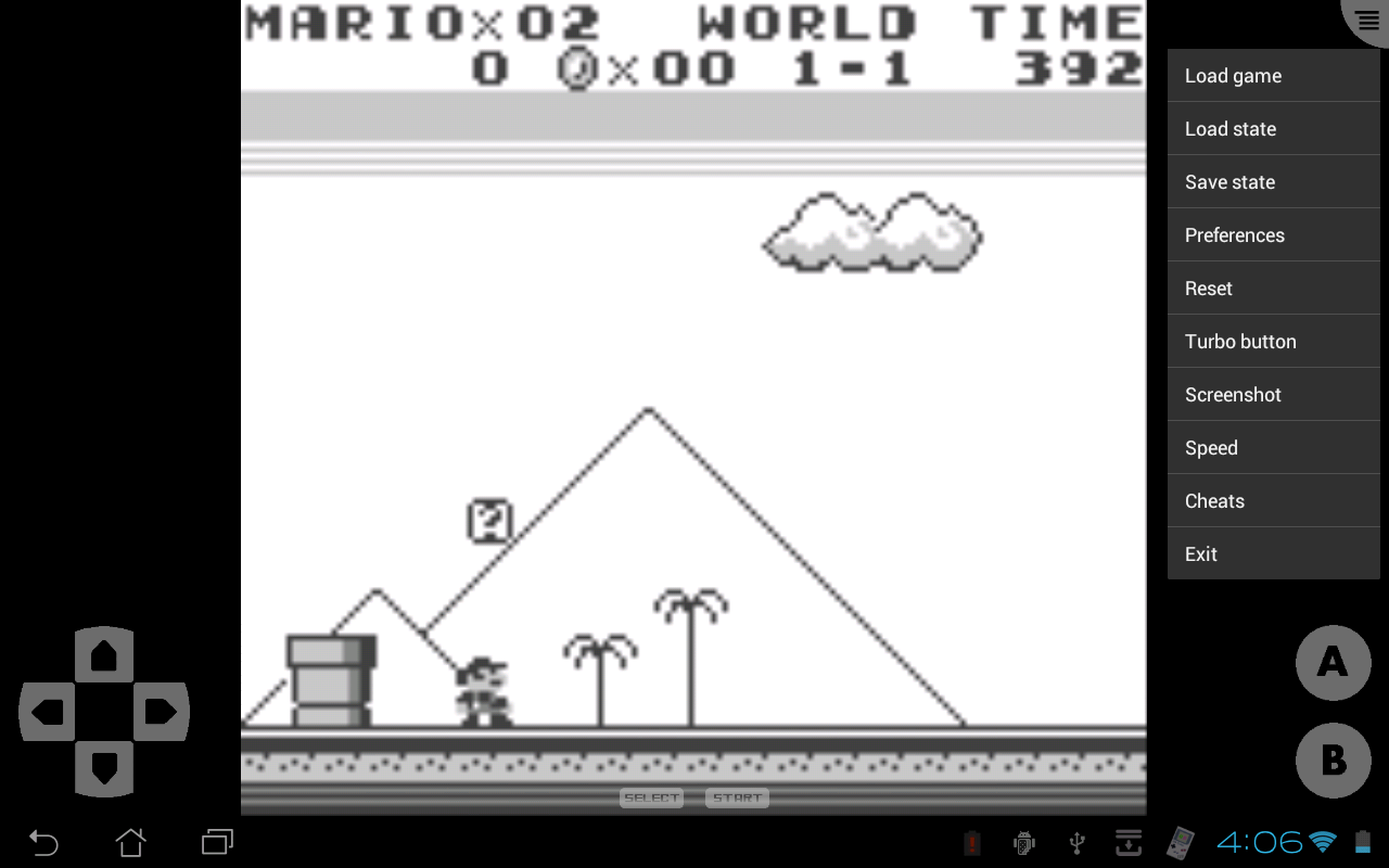 John GBC Lite - Gameboy(GBC) - screenshot