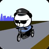 熊猫警察动态壁纸2