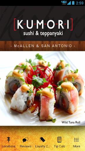 Kumori Sushi Teppanyaki