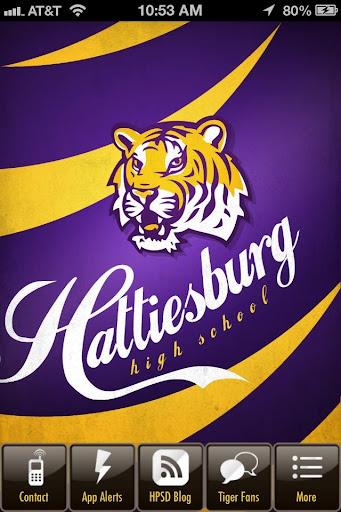 Hattiesburg High School