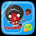GO SMS PRO TANBAWA STICKER icon