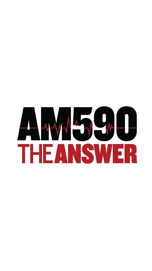 AM 590 The Answer - screenshot