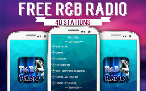 Free RnB Radio 3.3 screenshots 2