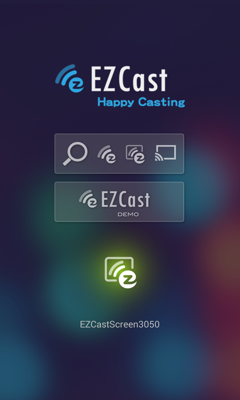 EZCast - screenshot