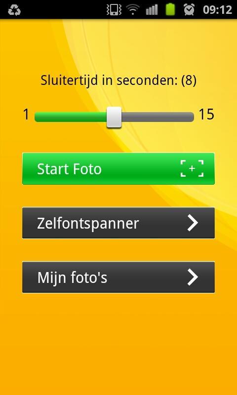 Ik Val Op! - screenshot