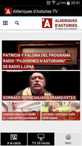 Alderiques d'Asturies TV