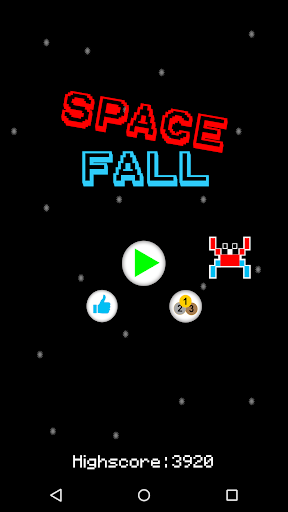 Space Fall - The Gravity Game