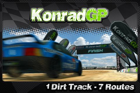 KonradGP - screenshot