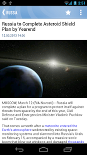 RIA Novosti - screenshot thumbnail