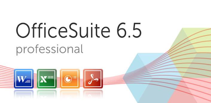 Скачать OfficeSuite Pro 6 + (PDF & HD)