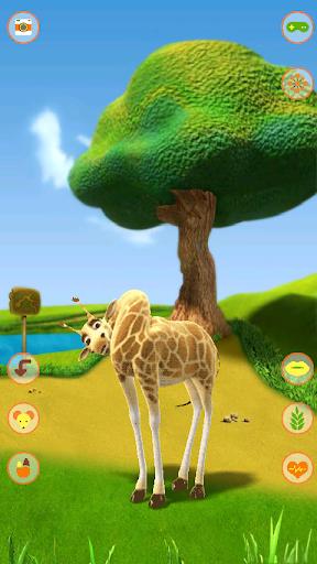 玩免費娛樂APP|下載說話的長頸鹿 app不用錢|硬是要APP