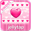 ♥Sweet Heart Theme Go SMS ♥ icon