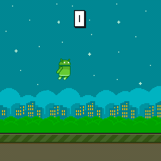Flopsy Droid- screenshot