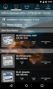 VARTA® Battery Finder screenshot 4