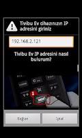 Screenshot of Tivibu Ev