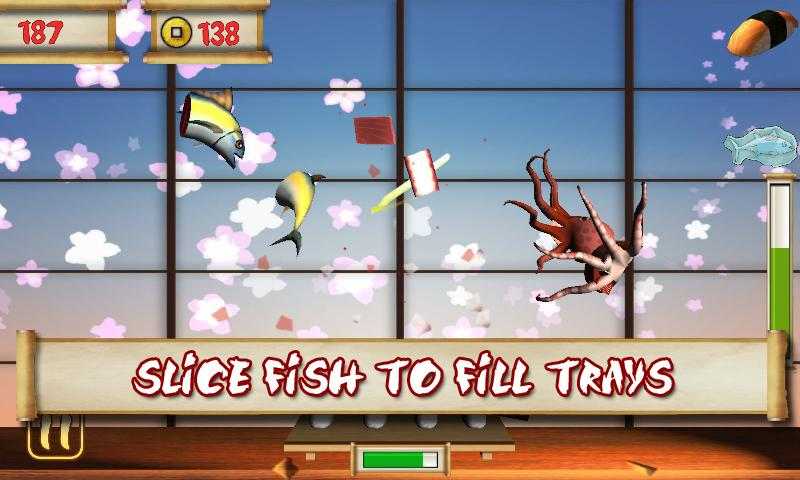SushiChop- screenshot