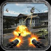 FPS War Gunship Shooter