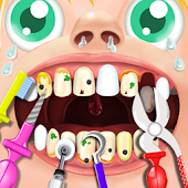 Download Crazy Dentist - Doctor Games APK on PC