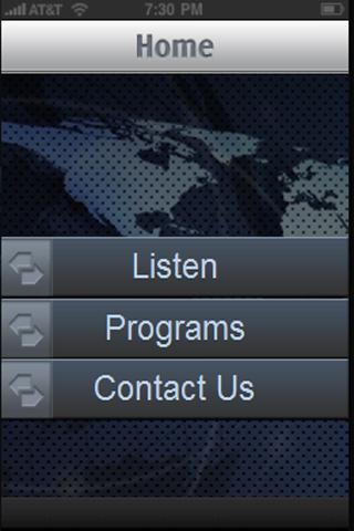 Antioch Radio - screenshot
