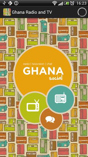 Ghana TV Radio Live and Chat