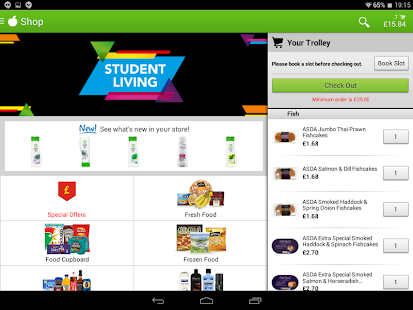ASDA - screenshot thumbnail