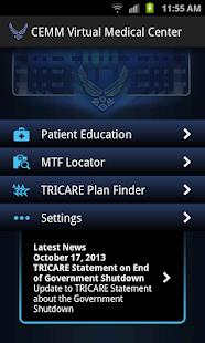 Virtual Medical Center- screenshot thumbnail