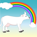 Kids Domestic Animals Learning icon