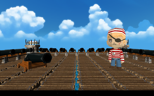Pirate Arena