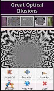 Great Optical Illusions - screenshot thumbnail