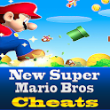 New Super Mario Bros C Cheats logo