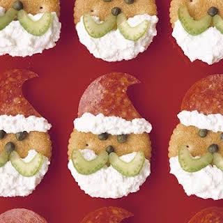 Santa Claus Crackers.