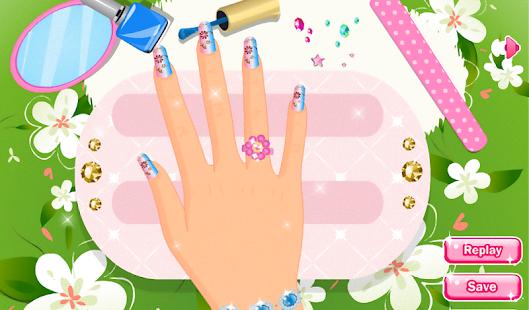 美麗的指甲沙龍 休閒 App-癮科技App