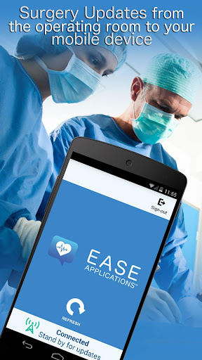 EASE App Surgery Text Messages