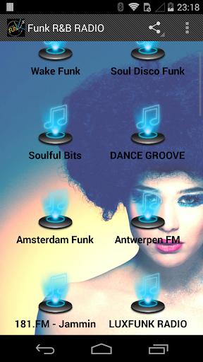 Funk R B RADIO
