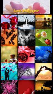 Love Romantic Wallpaper - screenshot thumbnail