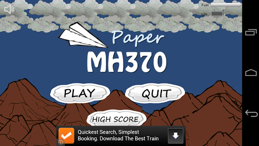 Paper MH370