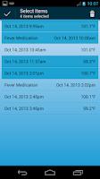 Screenshot of Fevers