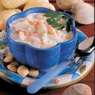 Chunky Seafood Chowder