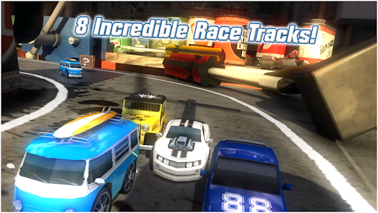Table Top Racing Free Screenshot 22
