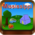 Mississippi Campgrounds icon