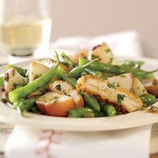 Chicken Salad Piccata.